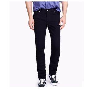 J.CREW MERCANTILE FLEX BLACK PANTS